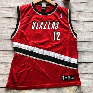 Portland Trail Blazers Jersey Adidas NBA size XL